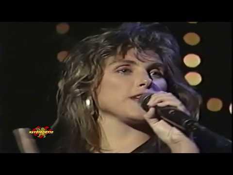 Laura Branigan - Self Control (Martes 13) (1989) Live
