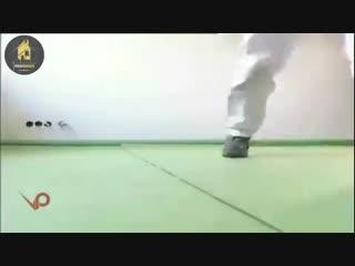 Видеообзор укладка тёплого пола