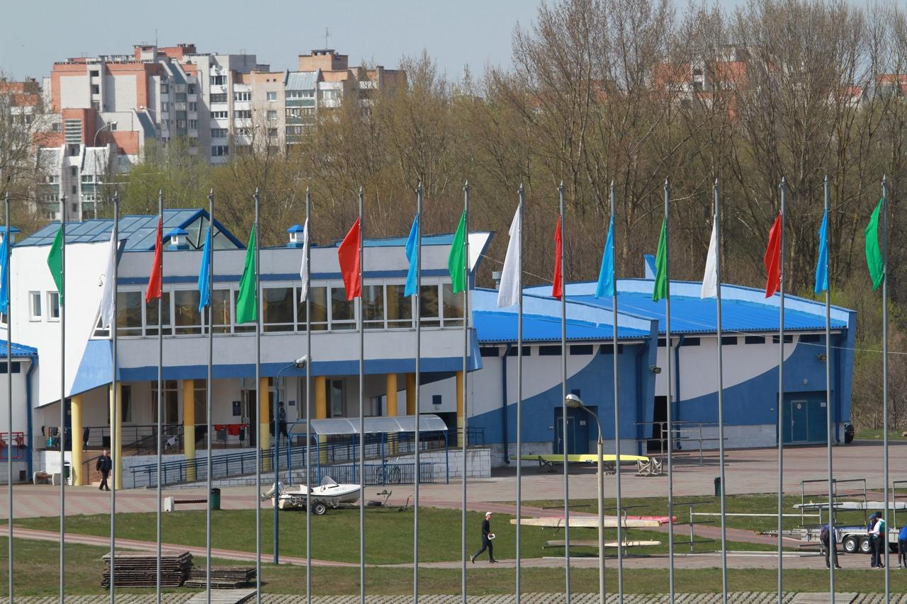 Кубок Республики Беларусь по гребле академической проходит в Бресте