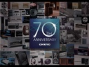 Onkyo 70th Anniversary ~ Inspiring All Your Senses With the Joy of Sound ~