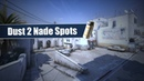 CS:GO New Dust 2 Smokes Molotovs