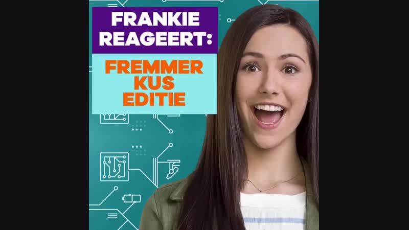 Реакция Фрэнки на поцелуй Фреммер | I Am Frankie | School Of Rock | Nickelodeon