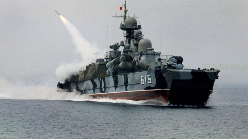 Оружие России. Секретные ракетоносцы на воздушной подушке - Бора и Самум