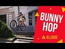 How to bunny hop Как делать банни хоп