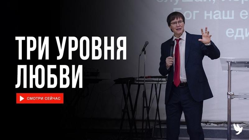 Виталий Хайдуков Три уровня любви