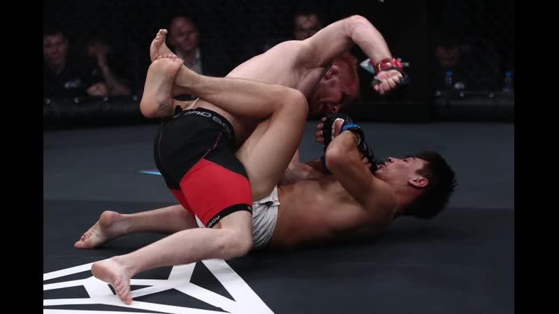 RCC Intro 3 Игорь Жирков — Даутбек Каршига | Досрочная победа | MMA