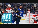 O'Reilly leads the way for Blues with first hat trick