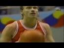 Rimas Kurtinaitis (28 pts) ● USSR 82:76 USA ● Olympics Seoul 1988 ● 1/2 Final
