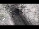 Прокол под дорогой в Волгоградской области