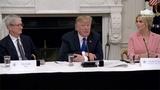 President Trump Just Called Apple CEO 'Tim Apple'