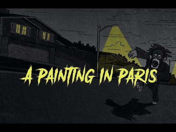 Arrested Youth - A Painting in Paris (Audio)