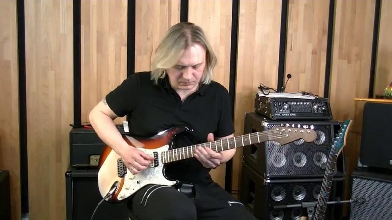 Звукосниматели Фёдора Чернышёва - Комплект Chameleon