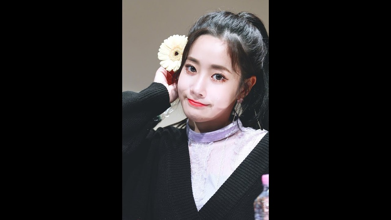181208 러블리즈 중구팬싸인회 유지애 직캠 Lovelyz Yoojiae Fancam