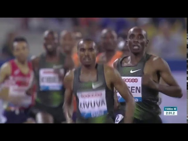Men 1500m Diamond League Doha 2018 English Commentary
