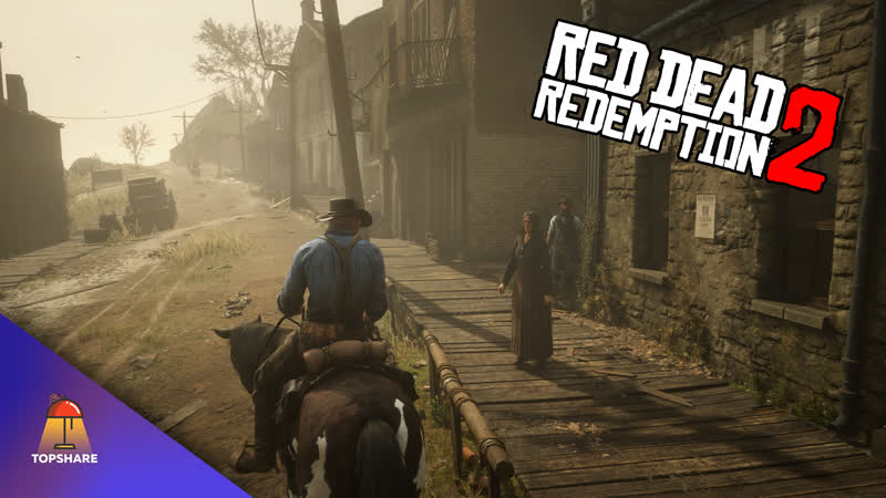 Red Dead Redemption 2 Lasso, Train Annoying Feminist