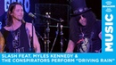 Slash feat. Myles Kennedy and the Conspirators - Driving Rain