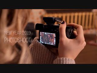 NEW YEAR PHOTOSHOOT 2019   BACKSTAGE VIDEO   By ARTISEVICH ILYA