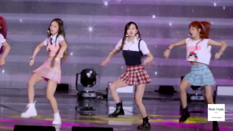 170724 BLACKPINK - PLAYING WITH FIRE Ulsan Summer Festival