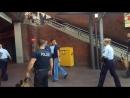 Германская полиция задержание Untermensch