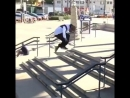 Daniel Ledermann / Late Bigspin down the legendary Santa Monica triple set!
