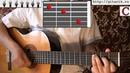 Кино - Ты мог бы Разбор на гитаре