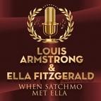 Ella Fitzgerald альбом When Satchmo Met Ella
