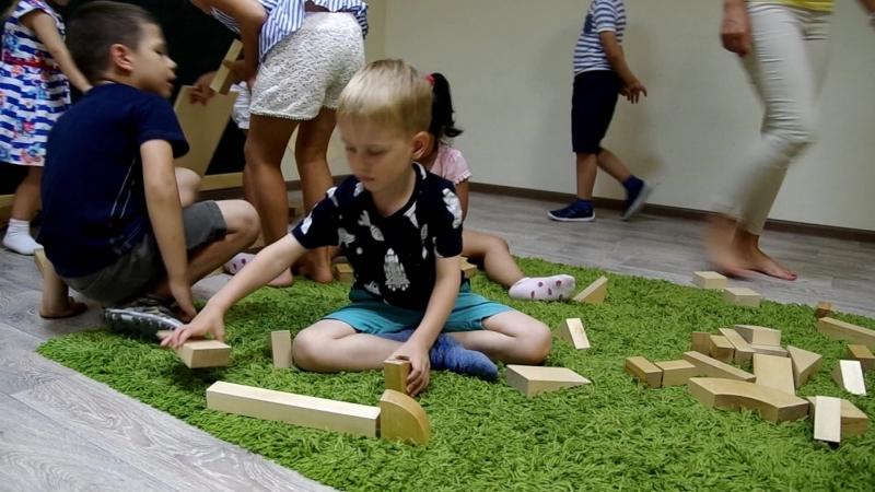 Детский сад Маргаритки-Васильки ЖК Бутово Парк