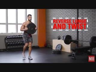 32 мощных упражнения для прокачки всего тела
