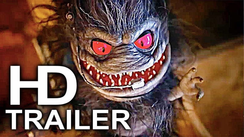 CRITTERS A NEW BINGE Trailer 1 NEW (2019) Horror Series HD
