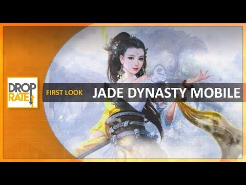 First Look: 'Jade Dynasty Mobile' (iOS/Android)