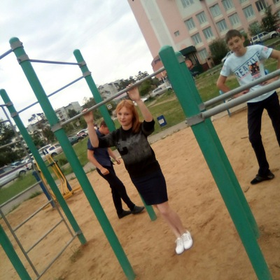 Анжела Горбачева