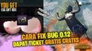 CARA FIX BUG UPDATE 0 12 SAKURA PEMBAWA PETAKA PUBG MOBILE