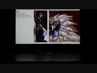 Agi, Naya Michi ( Москва, Наро-Фоминск ) - Tsubasa: Reservoir Chronicle - J-FEST Autumn 2018