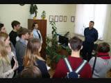 Студенческий десант посетил экспертно-криминалистический центр УМВД