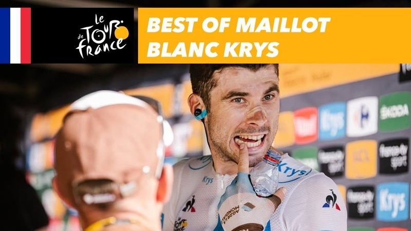 Best of - Maillot Blanc Krys - Tour de France 2018