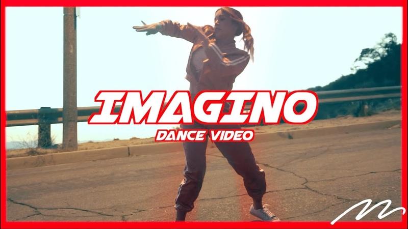 Palacios Imagino Magga Braco Dance Freestyle