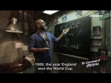 Commissioner of Football- Cantonas maths proves Its Coming Home.