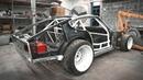 240z Mounting Carbon Fiber Panels l Part 1 Wheel Arches Ep 18 4K