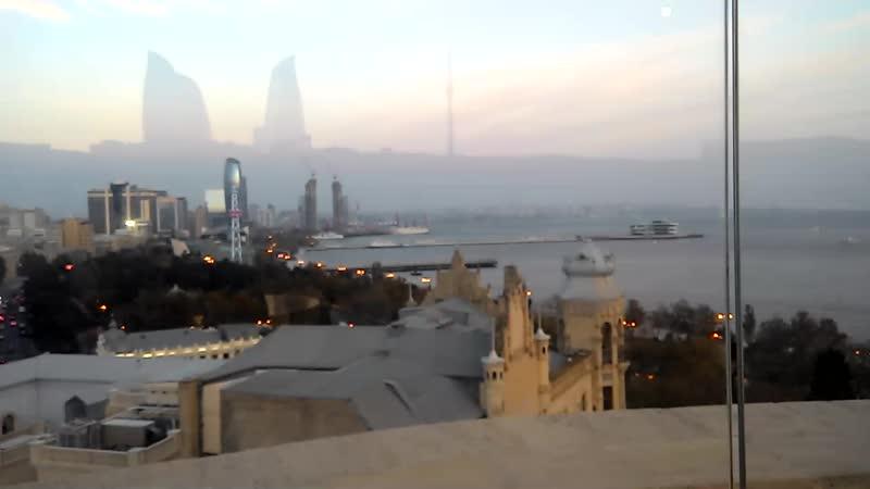 Вид из Девичья башня