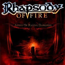 Rhapsody of fire альбом Aeons of Raging Darkness