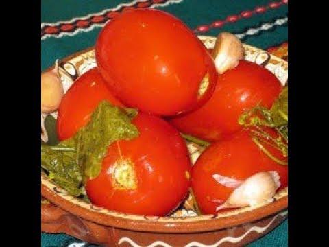 Квашенные помидоры рецепт- киевляне в глухомани