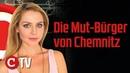 Mut Bürger in Chemnitz Messermänner in Frankfurt Die Woche COMPACT