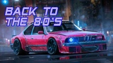 'Back To The 80's' Best of Synthwave And Retro Electro Music Mix for 2 Hours Vol. 6