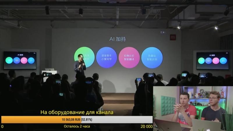 [Антон Григорьев - ОБЗОРЫ] Презентация - Xiaomi Redmi 6 6А