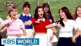 Girl's Present - GFRIEND,I.O.I,TWICE,Red Velvet 2016 KBS Song Festival 2017.01.01