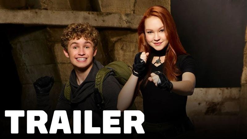 Kim Possible Live-Action Trailer (2019) Sadie Stanley, Sean Giambrone, Alyson Hannigan