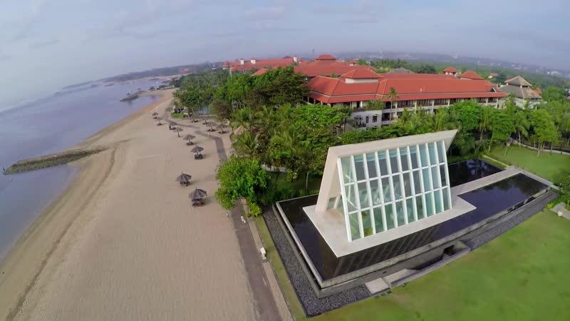 Бали АВРТур Отель CONRAD BALI 5٭ Бали Индонезия