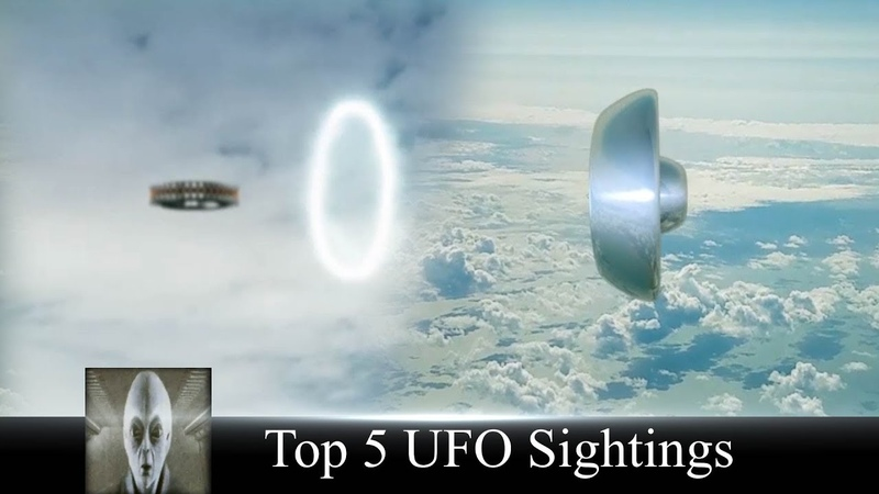 Top 5 UFO Sightings October 8th 2018