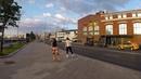 Лёгкая прогулка в Москве. Парк, улицы, мосты, дома и многое другое.