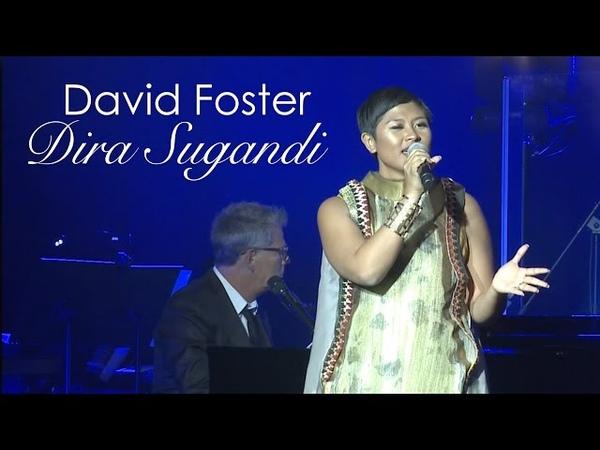 David Foster Ft. Dira Sugandi - I Believe I can Fly